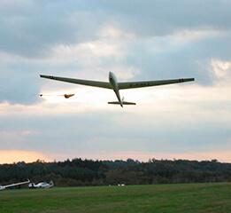 Windenschleppseile für Segelflugzeuge
