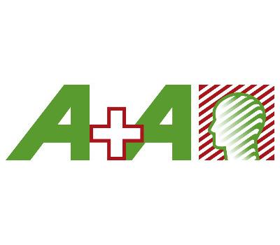 Visit us at A+A!