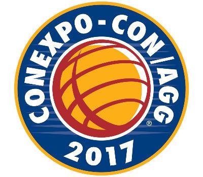 Besuchen Sie uns auf der Conexpo!