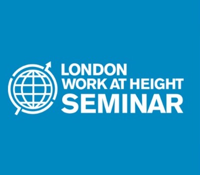 Besuchen Sie uns am London Work at Height Seminar!