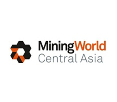 Visit us at Mining World Central Asia!