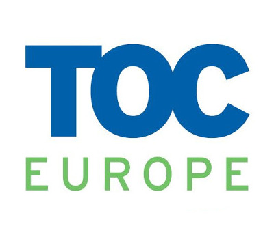 Visit us at TOC Europe!