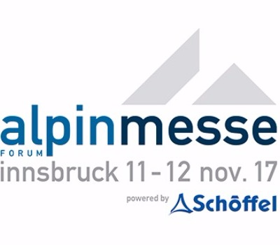 Visit us at the  alpine fair in Innsbruck (Austria)!