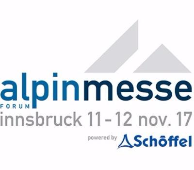 Besuchen Sie uns auf der Alpinmesse in Innsbruck!