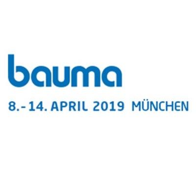 bauma München 2019