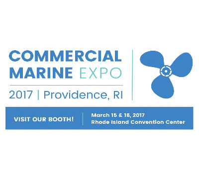 Visit us at Commercial Marine Expo!