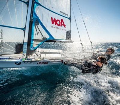 European sailing championships