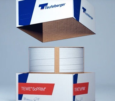 TEUFELBERGER launches innovative and sustainable PP strap TEWE® SoPRIM®