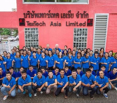 TEUFELBERGER Team in Thailand