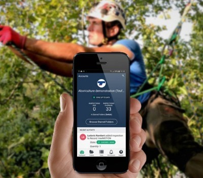 TEUFELBERGER launches a PPE Inspection Management Software for arborists
