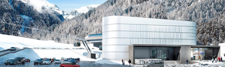 3S Eisgratbahn am Stubaier Gletscher in Österreich, Umlaufbahn, STRESSLESS Tragseil, SOLITEC® Zugseil