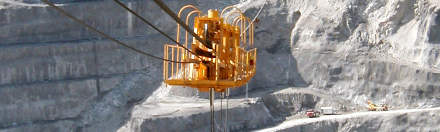 """Steel wire ropes for Cable cranes """"Made in Austria"""""""