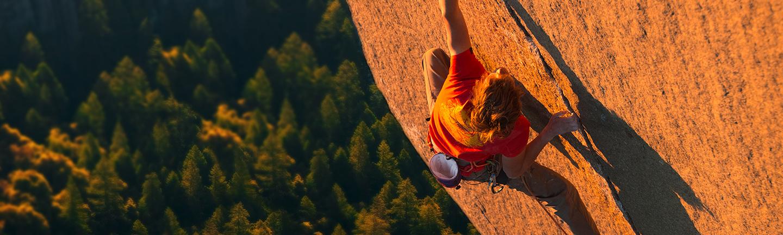 MAXIM climbing ropes on El Capitan