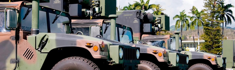 Faserseile für Berge- und Militärfahrzeuge von TEUFELBERGER