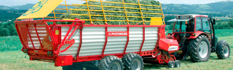 Faserseile für landwirtschaftlichen Bedarf von TEUFELBERGER