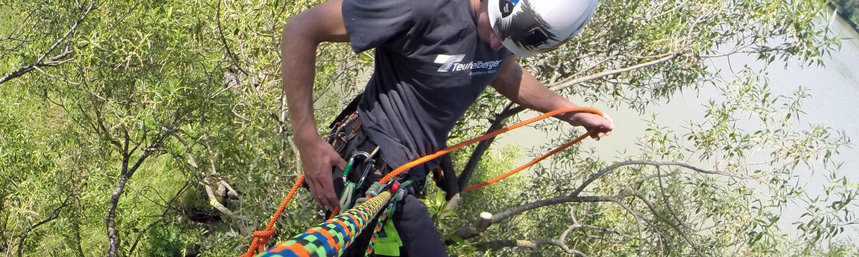 Extra statisches SRT-Seil
