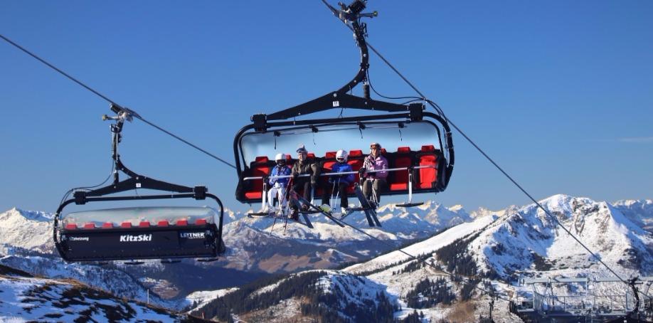 Brunn / Kitzbühel, Austria (chairlift)