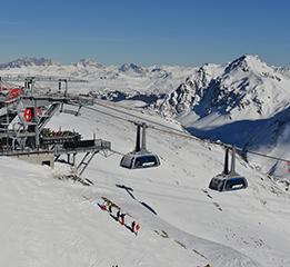 Arosa-Lenzerheide, Schweiz (Pendelbahn)