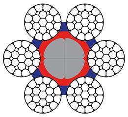 6x25 F SUPERFILL